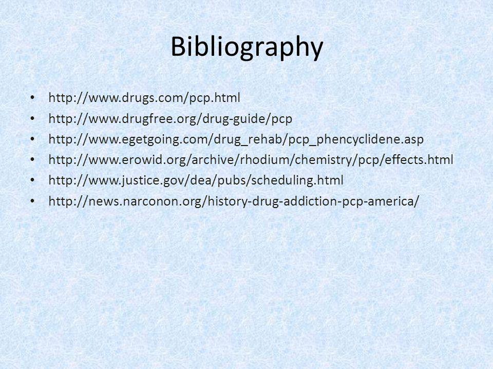 Phencyclidine Shane Dooley  Names Chemical Name: 1-(1