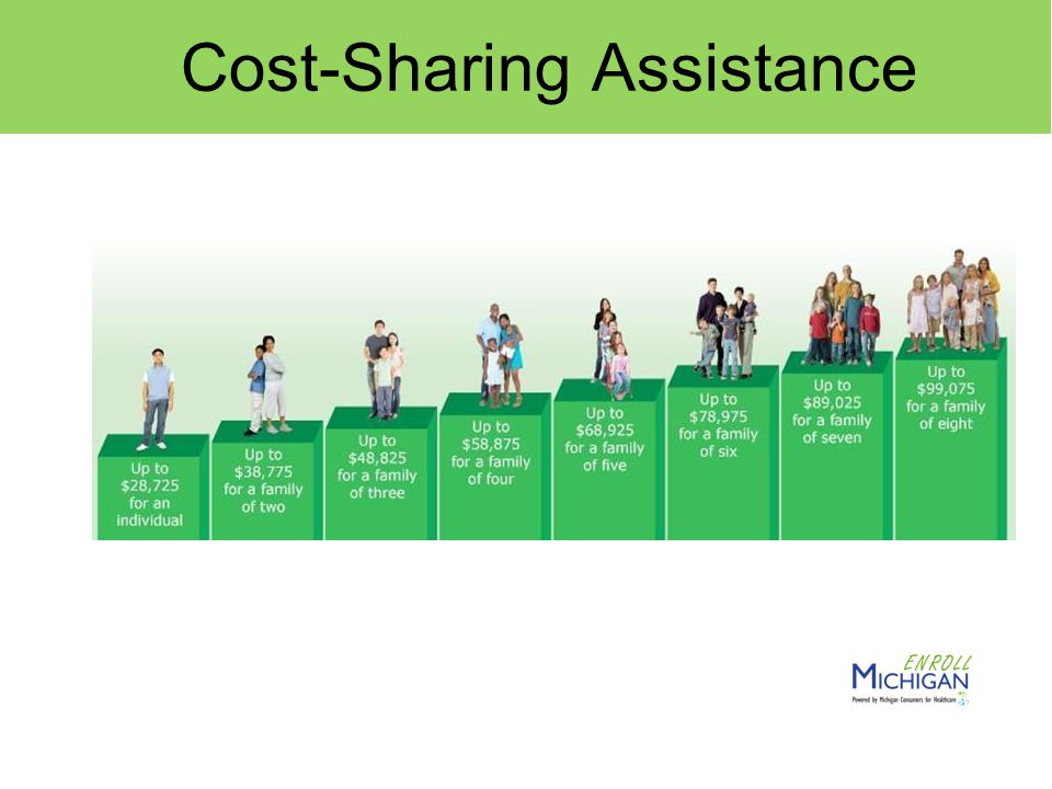 Cost-Sharing Assistance