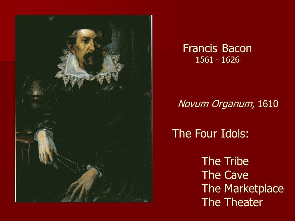 francis bacon idols of the tribe
