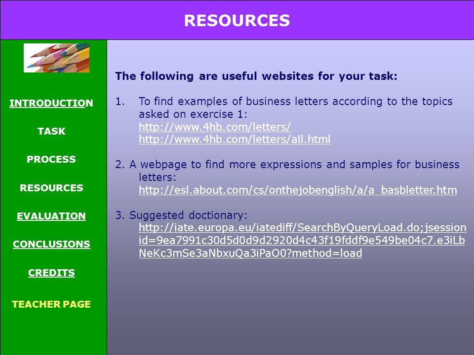 A Webquest Designed By Anna Ib Ez BUSINESS ENGLISH COURSE Ppt