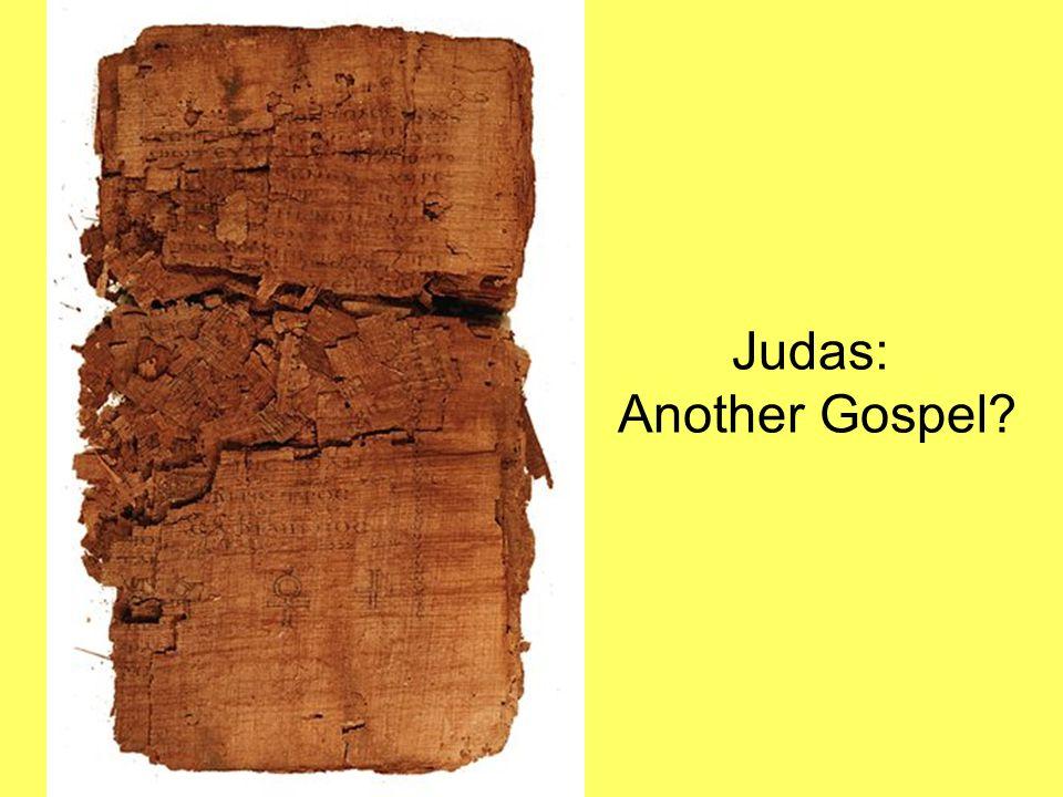Gospels carbon dating