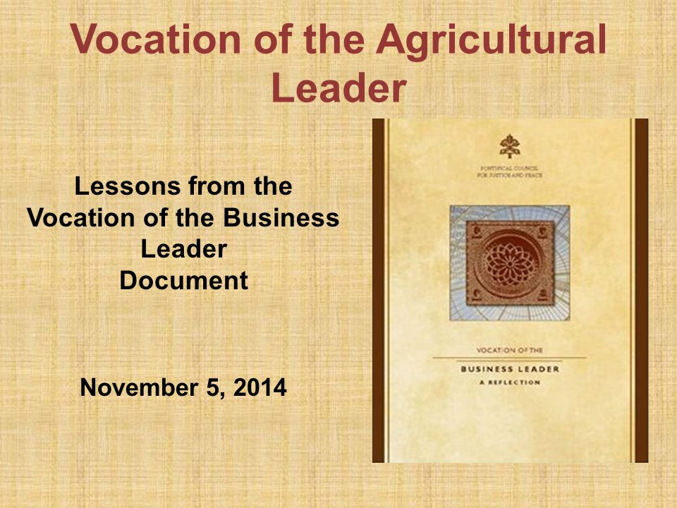 VOCATION OF THE BUSINESS LEADER EBOOK DOWNLOAD