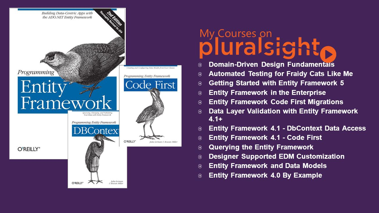 Domain-Driven Design Fundamentals Automated Testing for Fraidy Cats