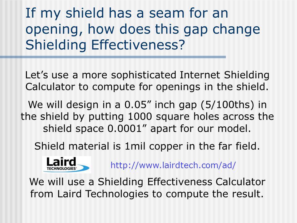 Learnemc shielding theory.