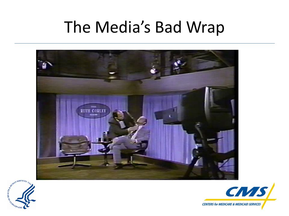 The Media's Bad Wrap