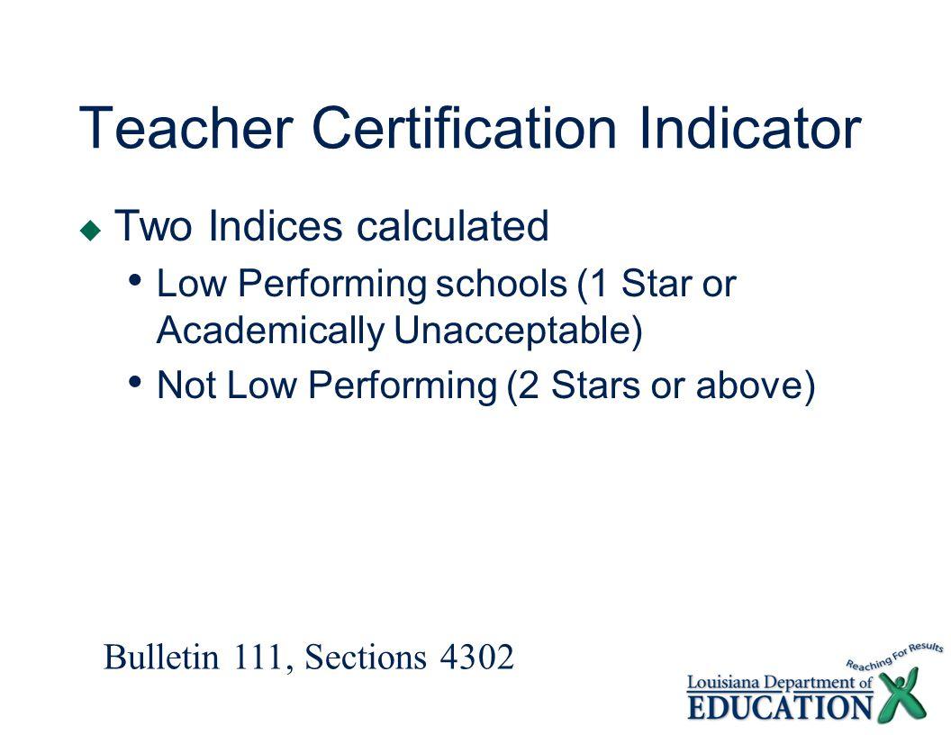 Louisiana Department Of Education Teacher Certification The Best