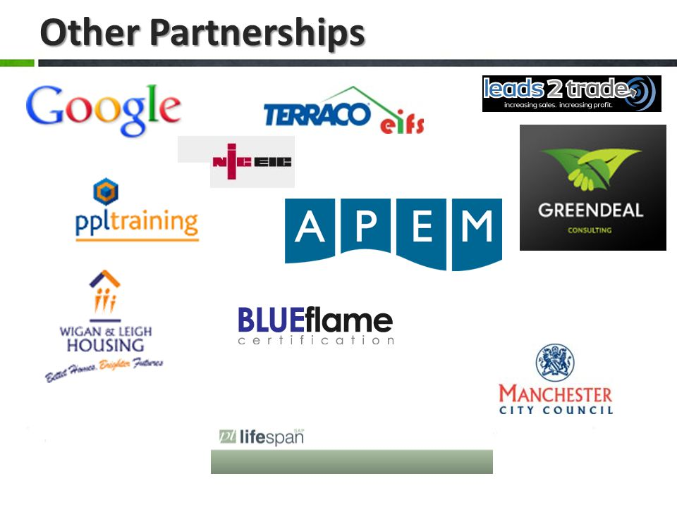 Other Partnerships