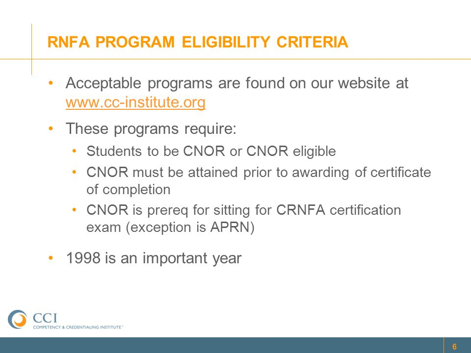 Essentials Of Cnor Certification For Rnfas 2011 Make Sure You Join