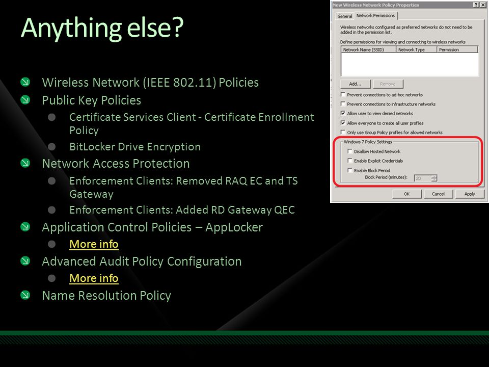 Michael Kleef Program Manager Microsoft Session Code: WSV ppt download