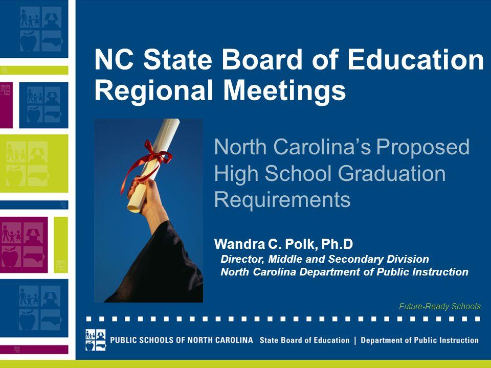 Future Ready Schools Wandra C Polk Phd Director Middle And