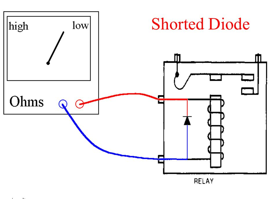 Shorted Diode