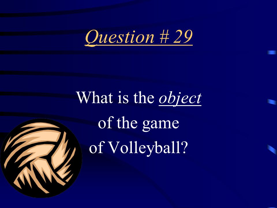 Answer # 28 Carry More than 3 hits per side Double hit Foot fault on serve Improper rotation