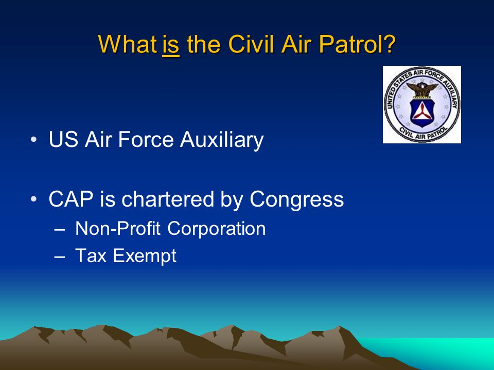 e06c270f123 Getting Youth into the Air The Civil Air Patrol Glider Program Bob ...
