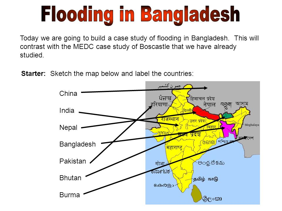 ledc case study coping with flooding in bangladesh
