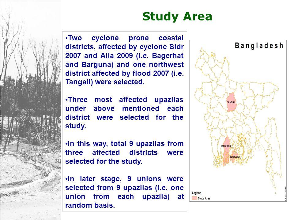 bangladesh cyclone sidr case study
