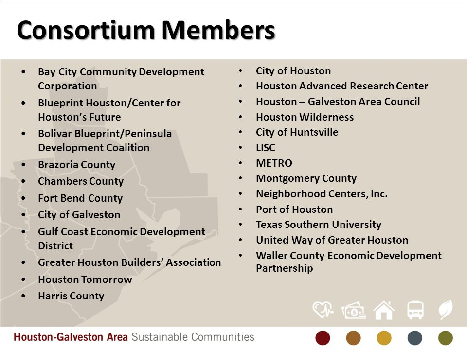 Sustainability meet the needs of the present without compromising consortium members city of houston houston advanced research center houston galveston area council houston wilderness malvernweather Choice Image
