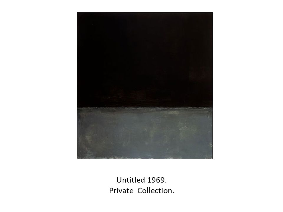 Untitled Private Collection.