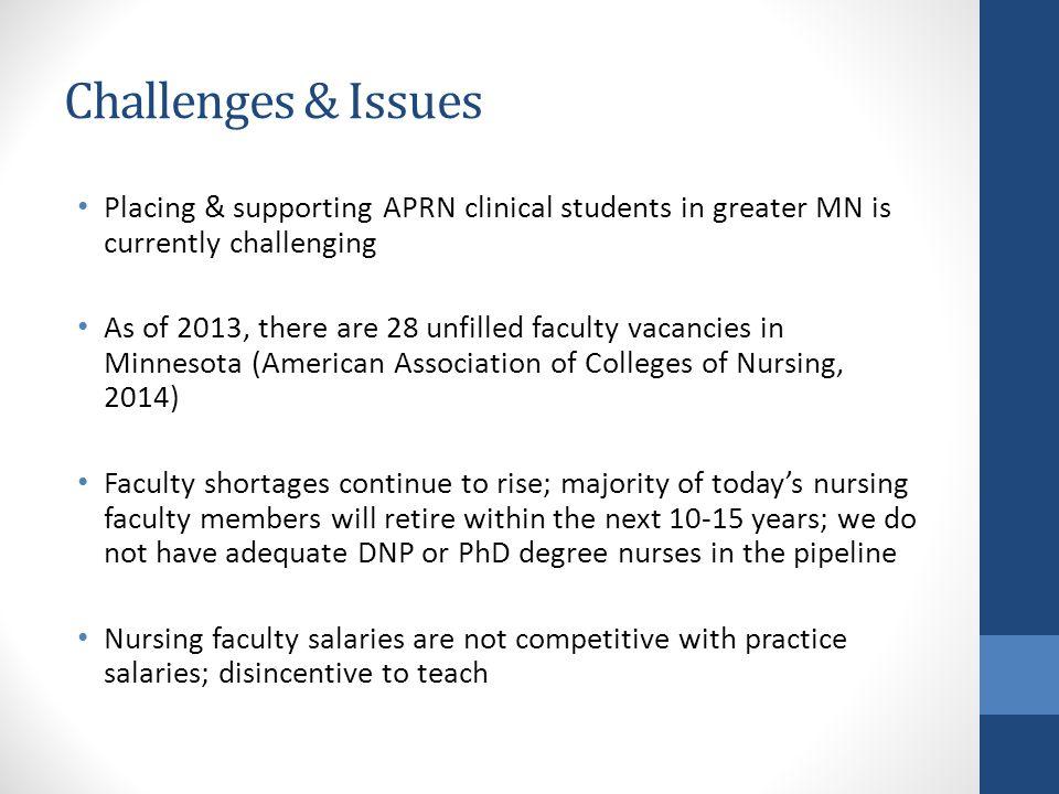 MN Graduate Nursing Education & Clinical Training Mary