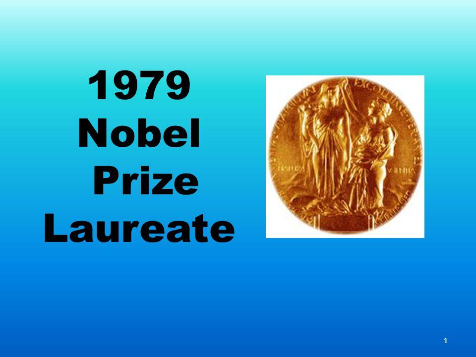1 1979 Nobel Prize Laureate