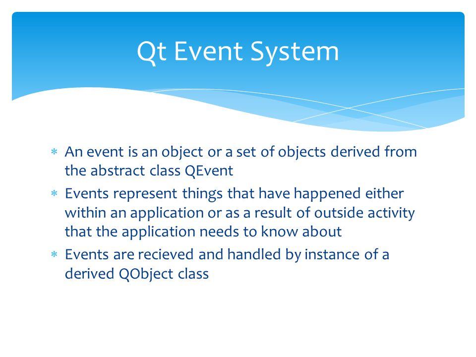 Introduction to Qt Build Great Apps Using Qt Jeff Alstadt