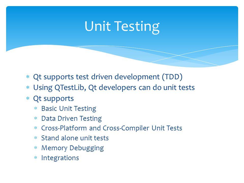 Introduction to Qt Build Great Apps Using Qt Jeff Alstadt  - ppt