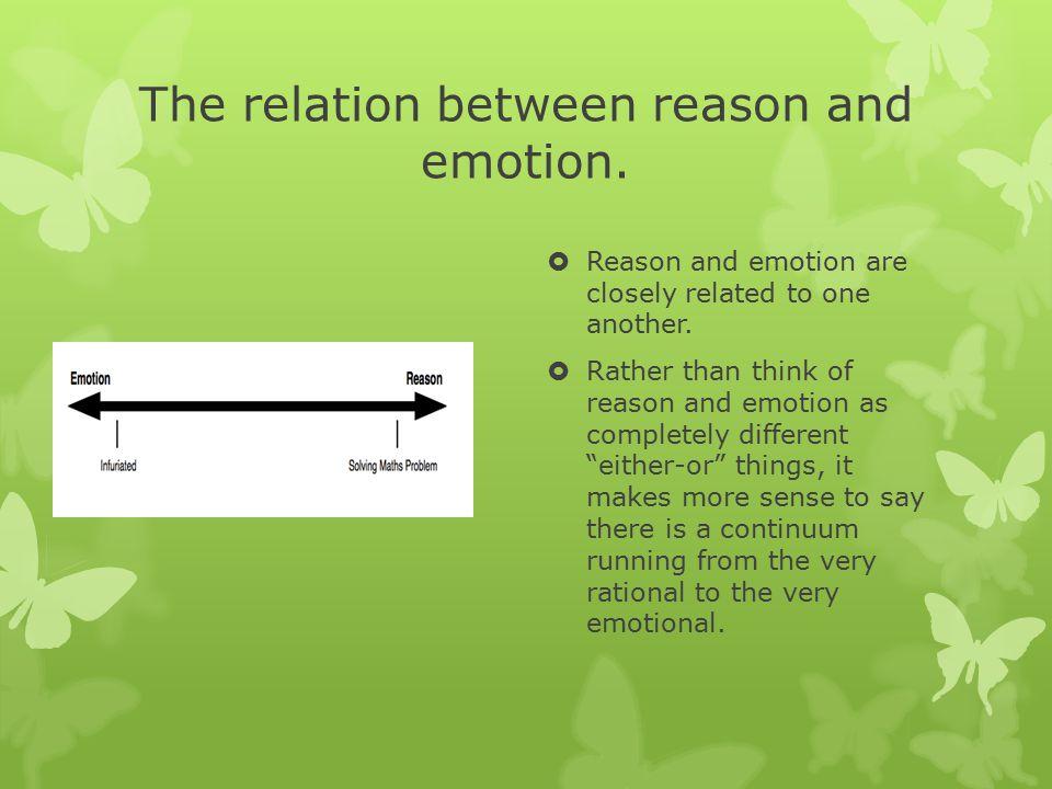 high reason decision making