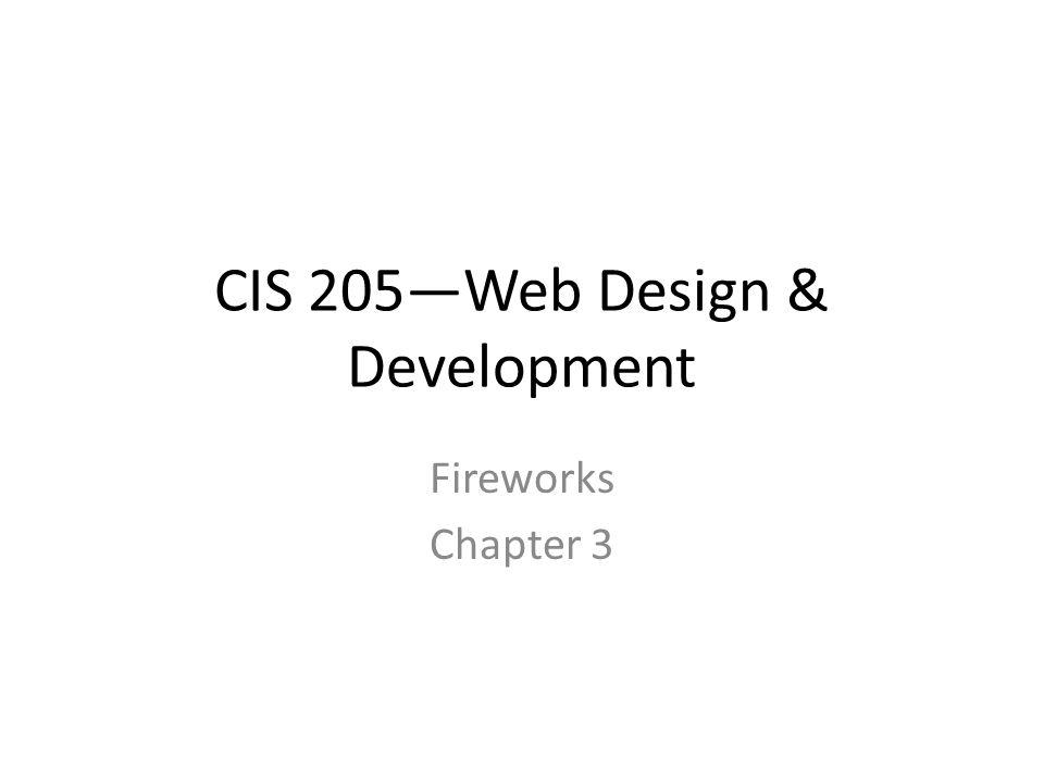 cis 205 web design development dreamweaver chapter 5.html