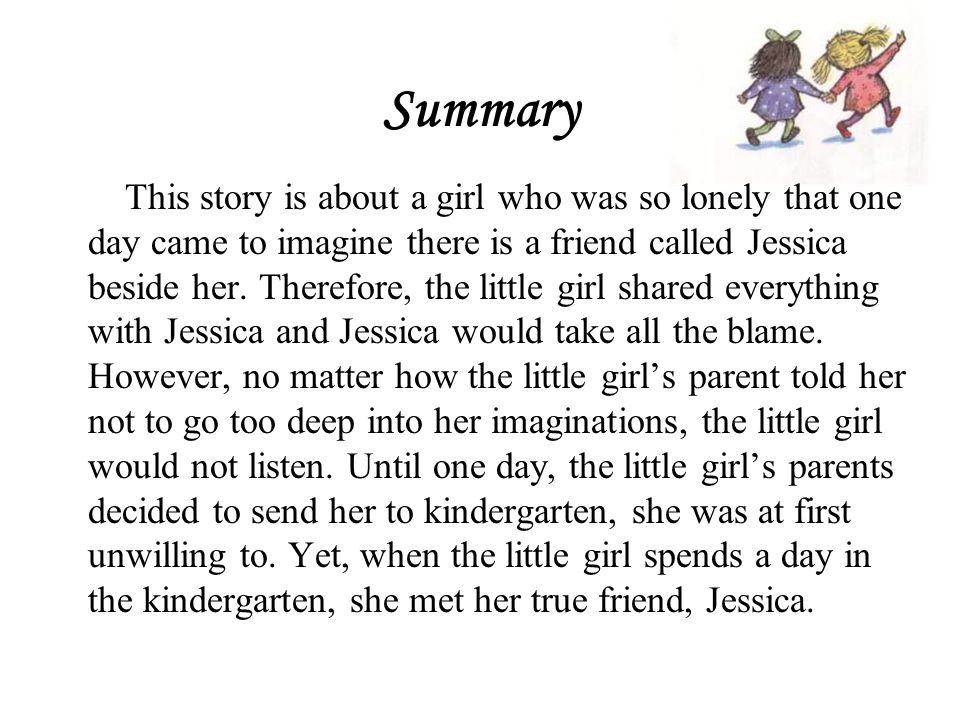 story of a girl summary