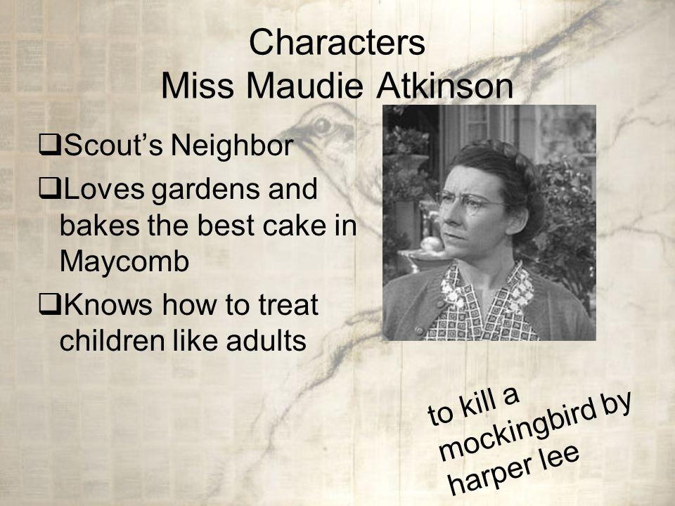 mrs maudie atkinson