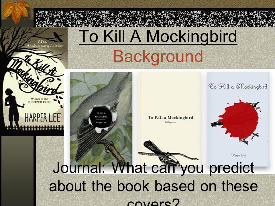 can you kill a mockingbird