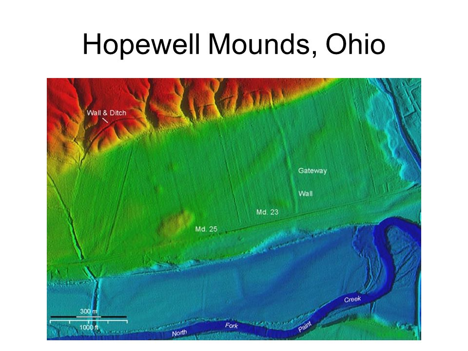Hopewell Mounds, Ohio