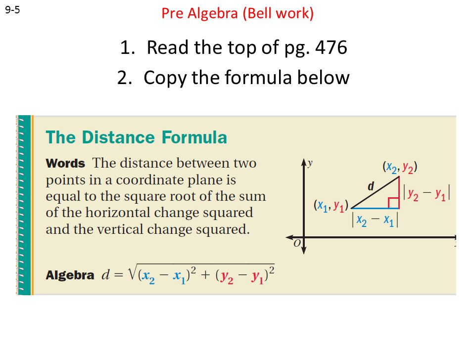 chapter9 algebra 1 review answers pg 485