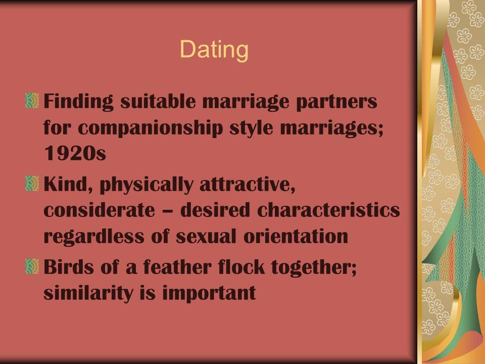 Sexual companionship