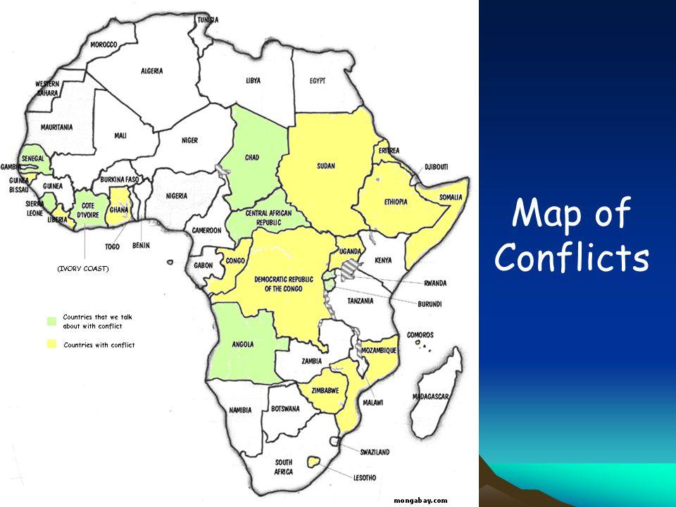 Internal Conflict in Sub  Saharan Africa Wesley Fan Reece Morgan