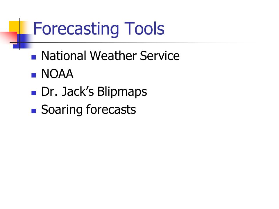 Forecasting Tools National Weather Service NOAA Dr. Jack's Blipmaps Soaring forecasts