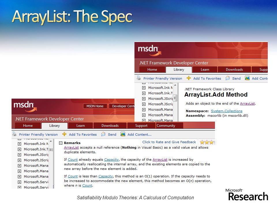 Leonardo de Moura Microsoft Research  Satisfiability Modulo Theories
