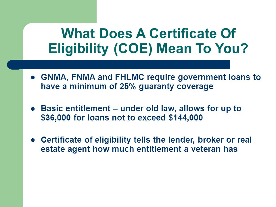 va guaranteed home loans contact information national va website