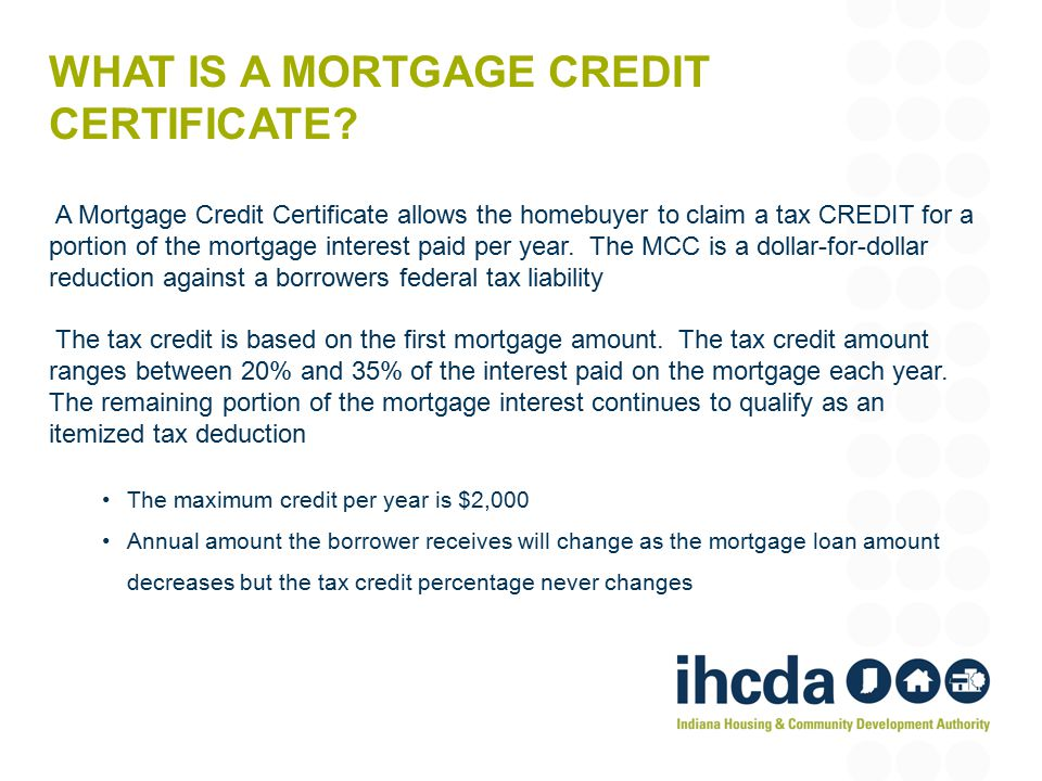 Lender Training A Review Of Single Familys Products Mortgage Credit