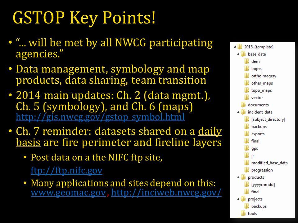 Nwcg Geospatial Sub Committee Giss Webinar Wednesday February 18