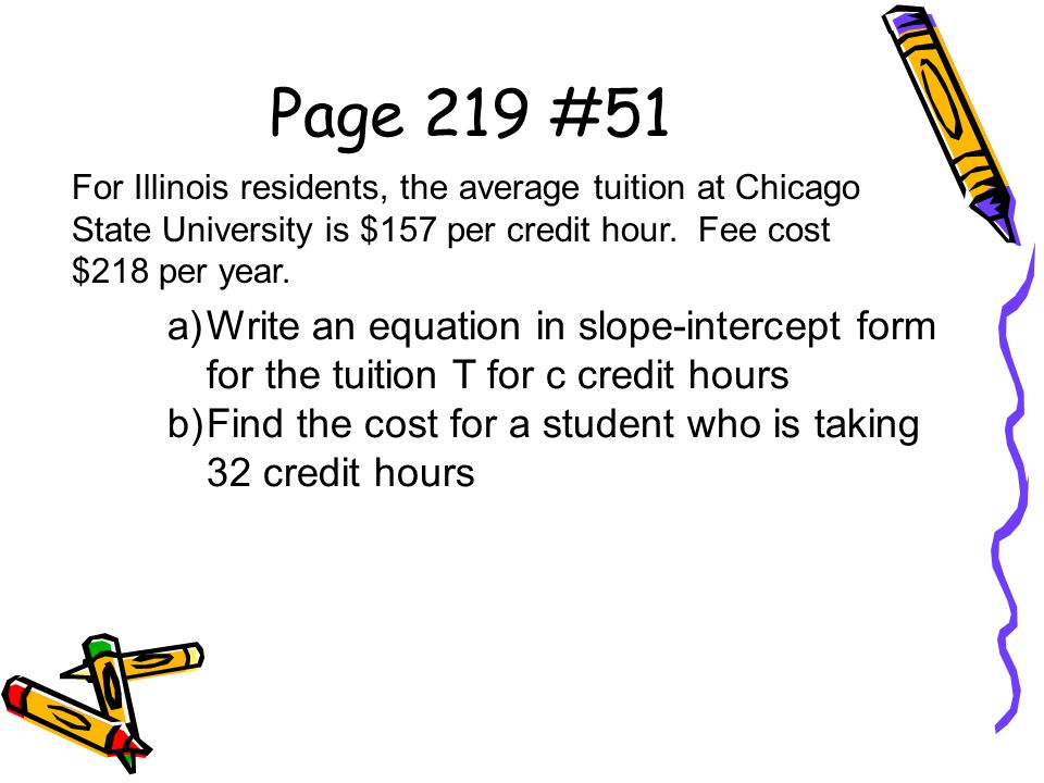 For Illinois residents, the average tuition at Chicago State University is $157 per credit hour.