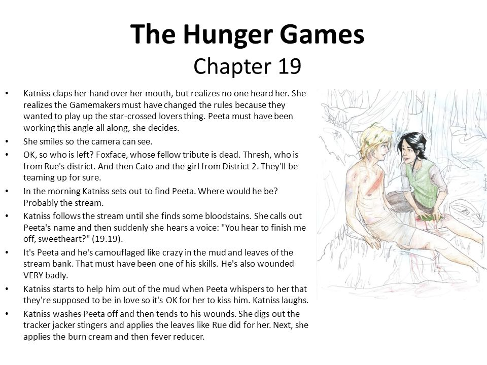the hunger games by suzanne collins summary