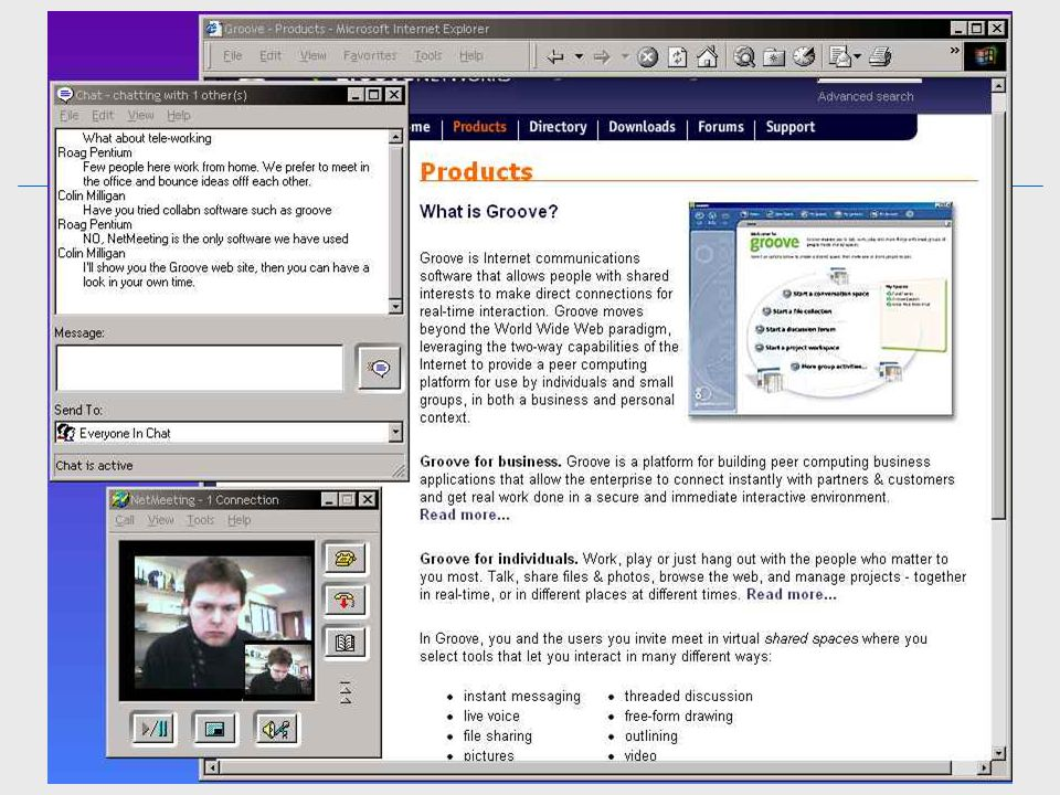 March 2001Delivering Staff Development Online
