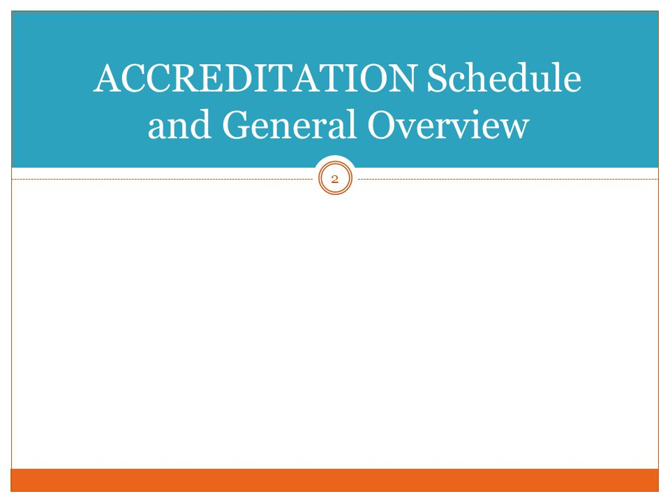 ACCREDITING COUNCIL FOR CONTINUING EDUCATION AND TRAINING 1 ACCET ...