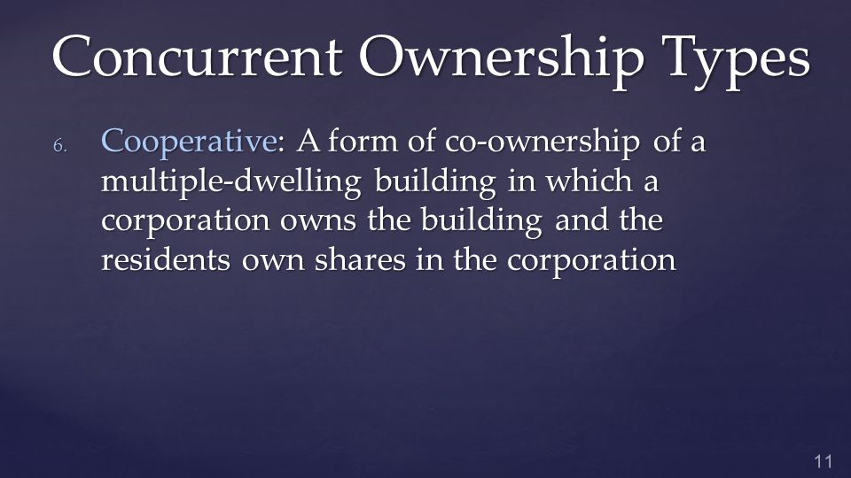 Concurrent Ownership Types 6.