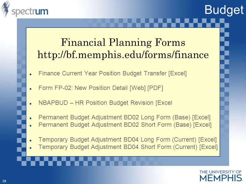 1 spectrum finance budget transfer self service banner ssb
