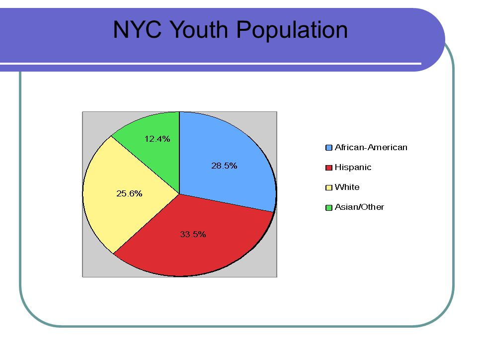 NYC Youth Population
