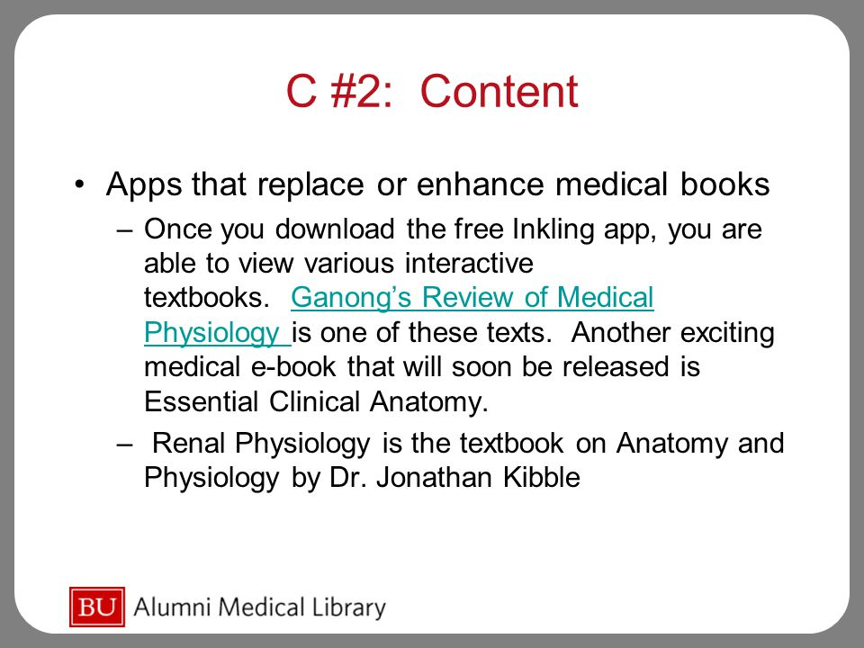 There\'s an App for That: Using Smartphones in Medical Education ...