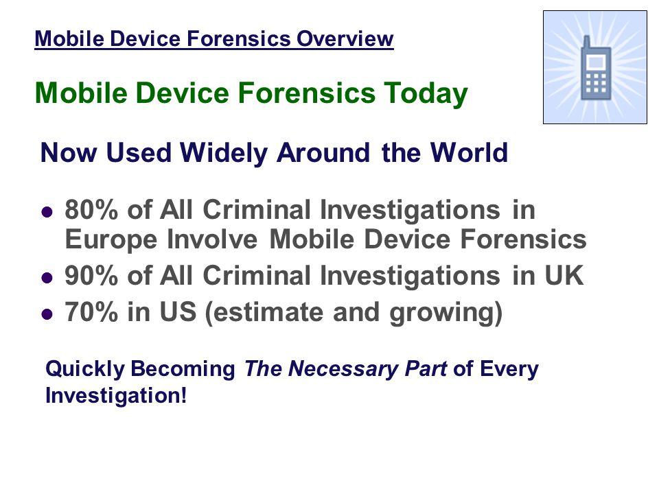 Mobile device forensics an overview bill teel teel technologies 16 6 mobile fandeluxe Gallery