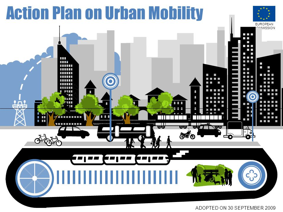 EUROPEAN COMMISSION Action Plan on Urban Mobility ADOPTED ON 30 SEPTEMBER 2009