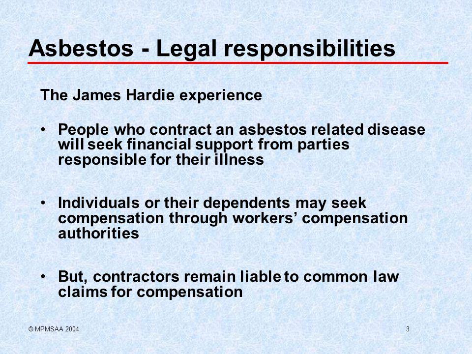 Mpmsaa Asbestos Awareness For Plumbers Asbestoscomplacencykills